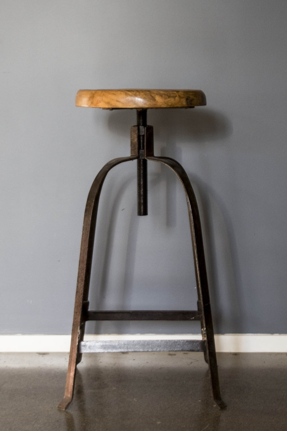 Loft Wind Up Bar Stool Loft Furniture