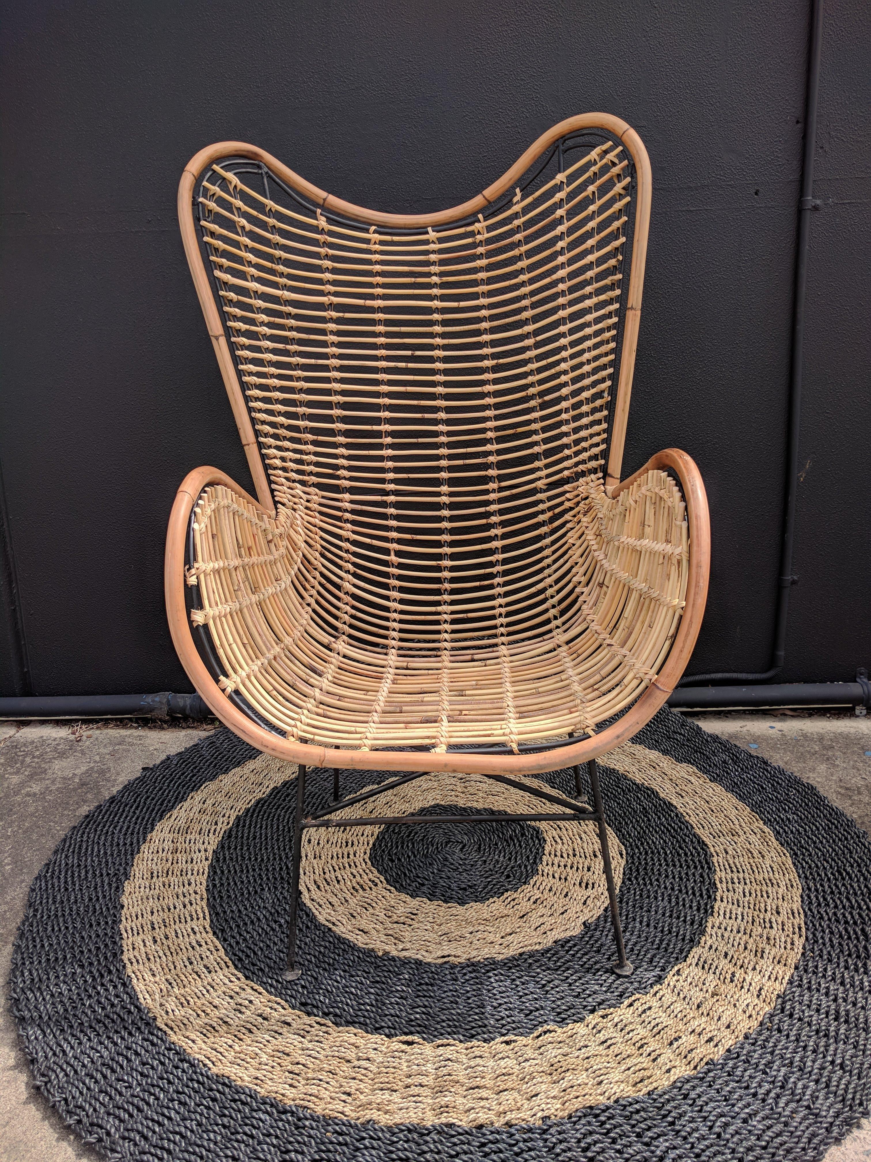 Loft Rattan Love Chair Loft Furniture