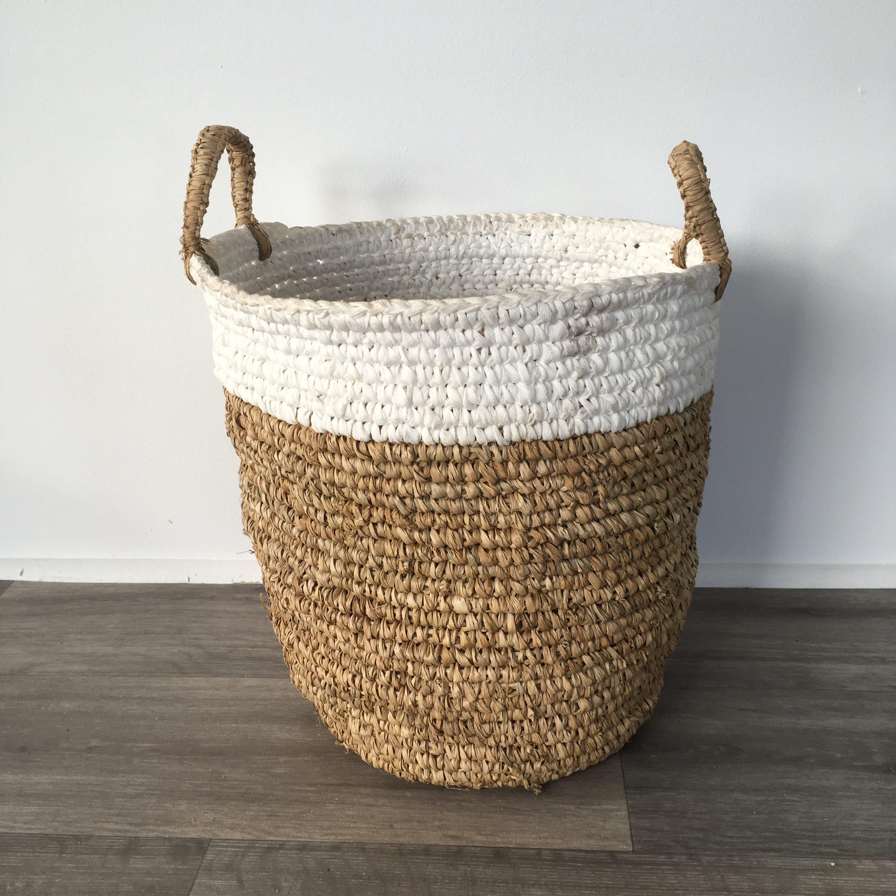 Loft Raffia Basket Loft Furniture